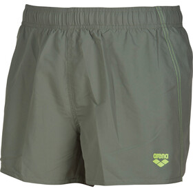 arena Fundamentals Zwemboxers Heren, army-shiny green